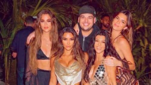 Kim Kardashian fête ses 40 ans : Kylie Jenner grande absente, Rob fait un retour surprise