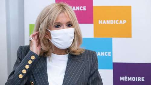 Brigitte Macron non masquée : une photo refait surface pour décrédibiliser la Première dame