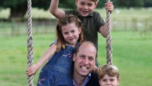 Prince William malade : George, Charlotte et Louis ont-ils eu le Covid-19 ?
