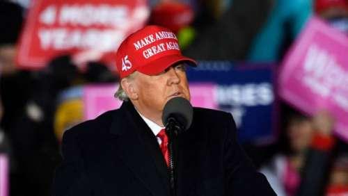 Donald Trump mauvais perdant ? Le président américain a-t-il écrit un discours en cas de défaite ?