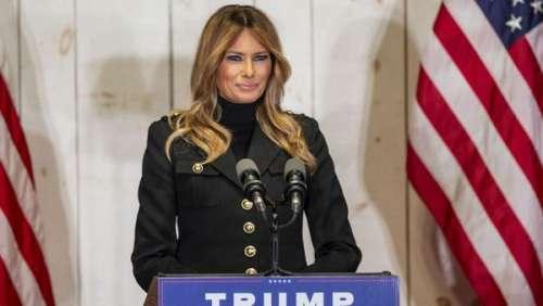 Melania Trump : le prix exorbitant de sa tenue pour aller voter dévoilé
