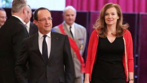 Valérie Trierweiler tacle (encore) François Hollande :