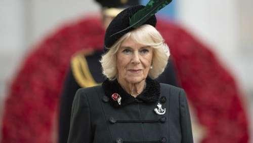 Camilla Parker Bowles recycle une tenue qu'elle a depuis plus de 13 ans