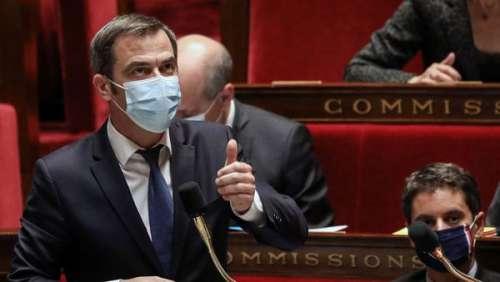 """""""J'ai perdu mon sang froid"""" : Olivier Véran s'explique après son coup de gueule à l'Assemblée nationale"""
