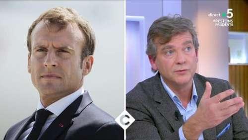 Arnaud Montebourg compare Emmanuel Macron à Julien Doré... et
