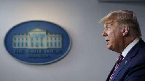 Donald Trump abandonné : le personnel de la Maison-Blanche n'est pas venu travailler vendredi