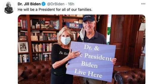 Joe Biden : les mots glaçants de sa femme Jill, quand elle a perdu son fils