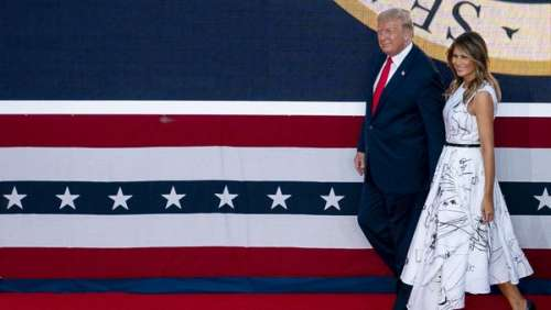 Melania Trump bientôt divorcée : une ex-assistante balance sur le couple présidentiel