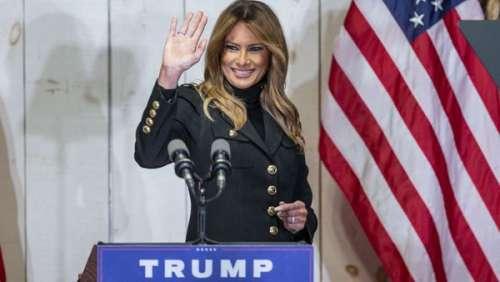 Melania Trump : son rôle discret auprès de son mari depuis sa défaite