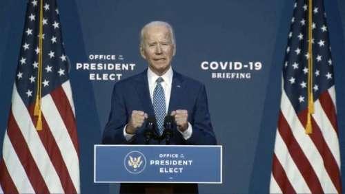 Joe Biden président : ce choix pas anodin de Pfizer sur l'annonce de son vaccin contre le Covid-19