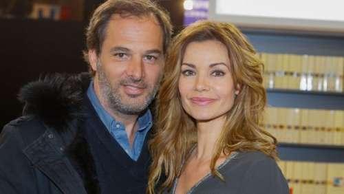Ingrid Chauvin et Thierry Peythieu, c'est fini : l'actrice annonce leur séparation