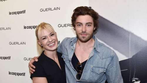 Katrina Patchett annonce sa séparation avec son mari Valentin D'Hoore