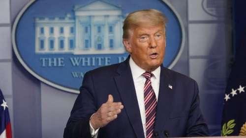 Donald Trump : cette bourde qu'il a rattrapé de justesse dans son dernier discours