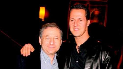 """Michael Schumacher """"se bat"""" toujours : les nouvelles rassurantes de son ami Jean Todt"""