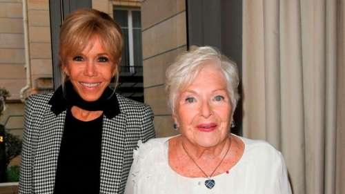 Line Renaud proche de Brigitte Macron, une femme