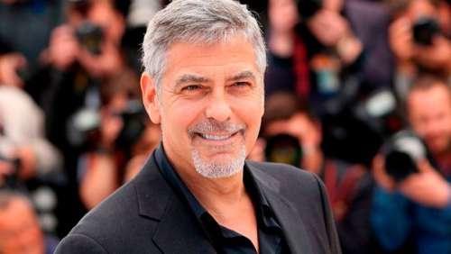 George Clooney : ce moment trop mignon où son fils de 3 ans est apparu dans sa dernière interview