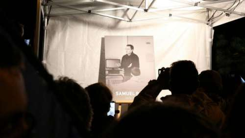 """""""On découpe Samuel Paty"""" : un rappeur poursuivi pour ses paroles sur le professeur décapité"""