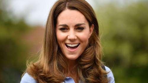 Kate Middleton : ce détail qui n'est pas passé inaperçu sur son écran de portable