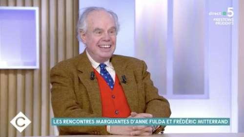 Frédéric Mitterrand :