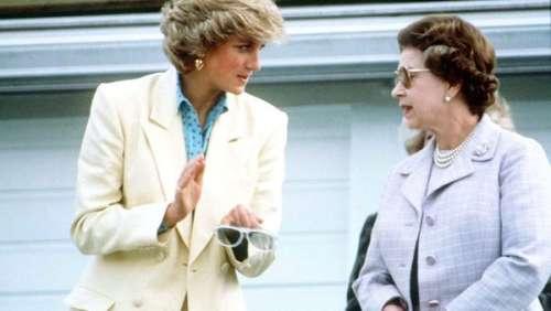 La princesse Lady Diana embrassait-elle la reine Elizabeth II sur les joues ?