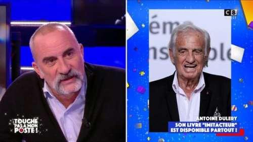 Jean-Paul Belmondo : Antoine Duléry donne des nouvelles de l'acteur