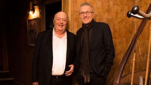 Laurent Ruquier : comment Bernard Mabille, éméché, a eu un accident chez lui