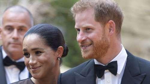 Meghan et Harry : le couple a acheté, incognito, son sapin pour son premier Noël