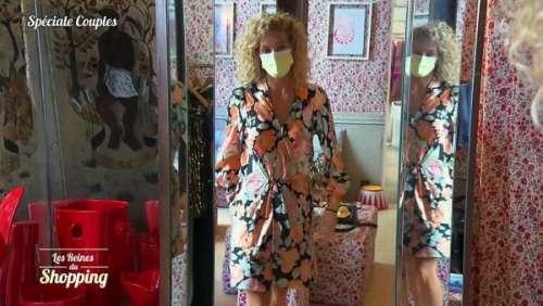 Les Reines du shopping : la bourde d'une candidate qui montre sa culotte involontairement