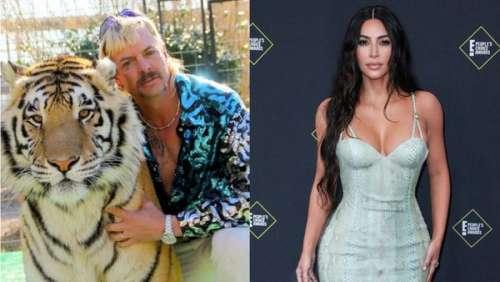 Joe Exotic : son courrier désespéré à Kim Kardashian