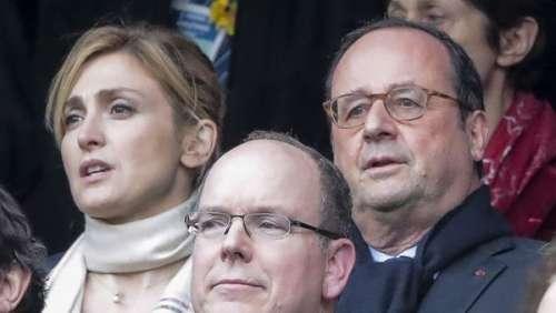 Julie Gayet :la compagne de François Hollande fait une allusion discrète à sa vie decouple