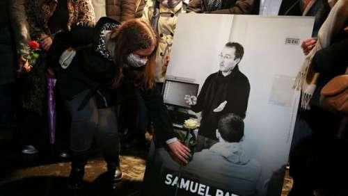 Samuel Paty : cette question lourde de sens qu'il a posée à ses élèves quelques jours avant sa mort