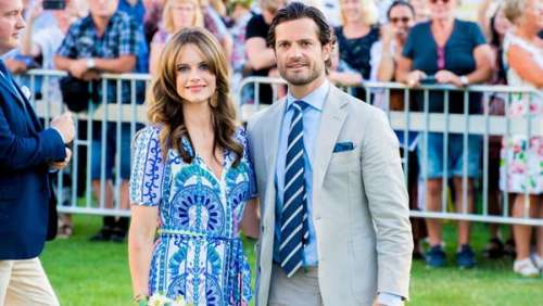 Carl Philip de Suède bientôt papa : la princesse Sofia est enceinte de leur troisième enfant