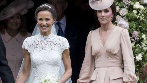 Kate Middleton bientôt tata : sa sœur Pippa enceinte de son deuxième enfant
