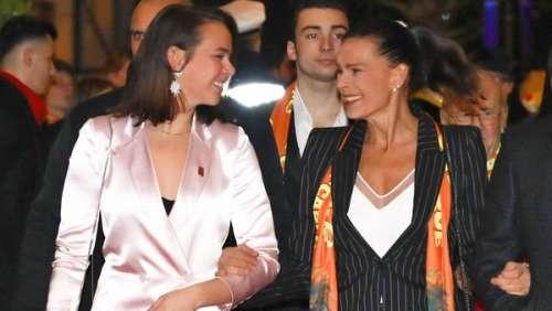 Stéphanie de Monaco fait de rares confidences sur ses deux filles