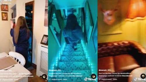 Insolite : elle découvre une pièce secrète dans sa maison