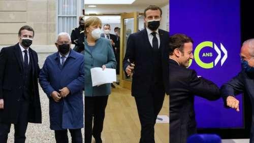 Emmanuel Macron positif au Covid-19 : qui a-t-il vu ces derniers jours ?
