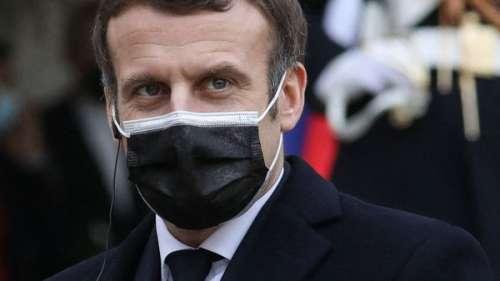Covid-19 : les nouvelles habitudes d'Emmanuel Macron durant la pandémie