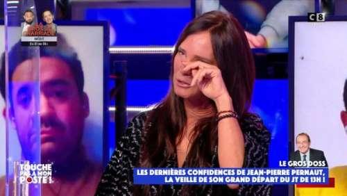 Nathalie Marquay en larmes : l'épouse de Jean-Pierre Pernaut très émue par sa belle-mère décédée