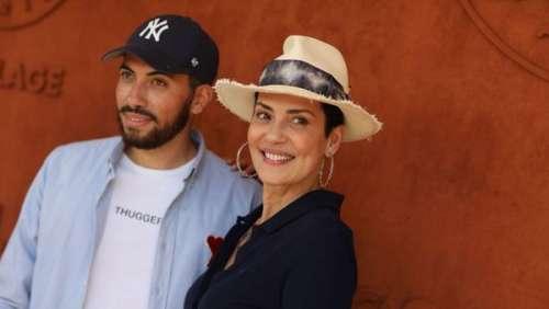 Cristina Cordula évoque le père de son fils, avec lequel elle s'entend