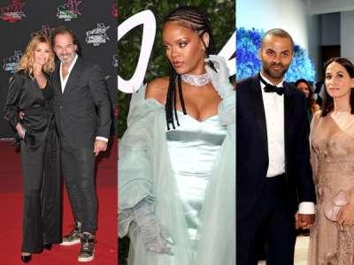 Ingrid Chauvin, Tony Parker,Rihanna : ils se sont séparés cette année