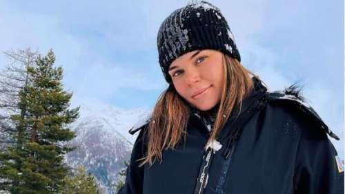 Camille Gottlieb au ski : la fille de Stéphanie de Monaco profite de ses vacances