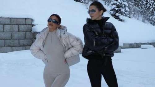 Kendall et Kylie Jenner en vacances : découvrez le prix exorbitant de leur chalet à Aspen