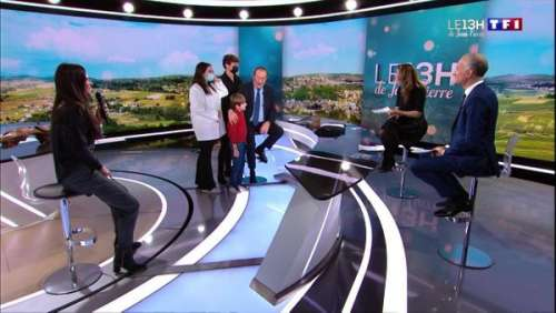 Jean-Pierre Pernaut : son fils Tom inconsolable après les adieux de son père au JT de 13H