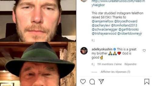 Arnold Schwarzenegger confond son gendre avec un autreacteur
