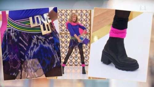 Les Reines du shopping : quel look a adopté Arielle Dombasle ?