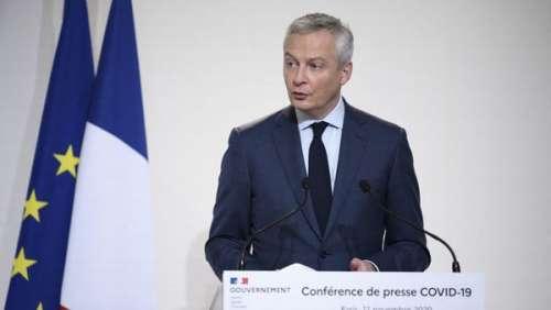 Bruno Le Maire : cette curieuse habitude qu'il prend vis-à-vis d'Emmanuel Macron