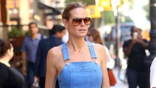 Heidi Klum, Gigi Hadid, Michelle Williams... Retour sur les plus beaux looks des stars en salopette
