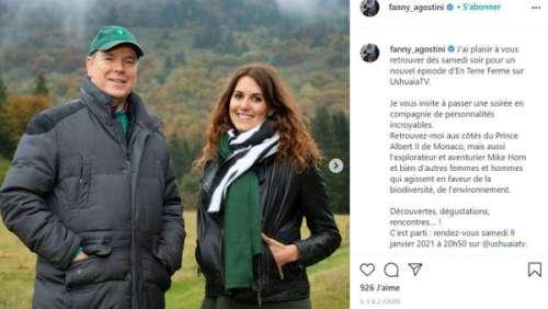 Prince Albert II : ce projet insolite avec Fanny Agostini
