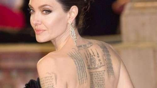 Angelina Jolie, Rihanna, David Beckham... La folie des tatouages chez les stars