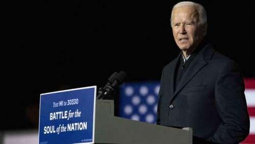 Joe Biden ému aux larmes après avoir évoqué son fils Beau mort à 46 ans